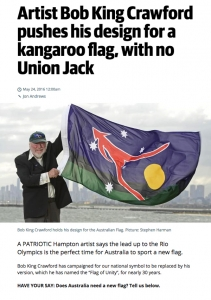 King Crawford Front Page Flags 2017_1